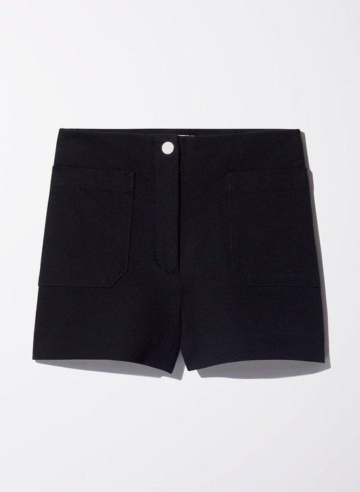 【現貨】 高腰 合身 短褲