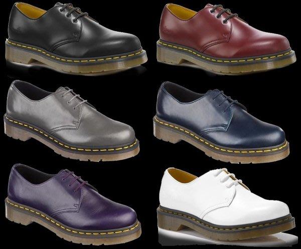 { POISON } Dr. Martens 3孔皮鞋式短靴 1461 硬派經典 全色款訂購 全尺寸訂購 正規商品