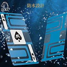 螢光透明精品塑膠撲克牌