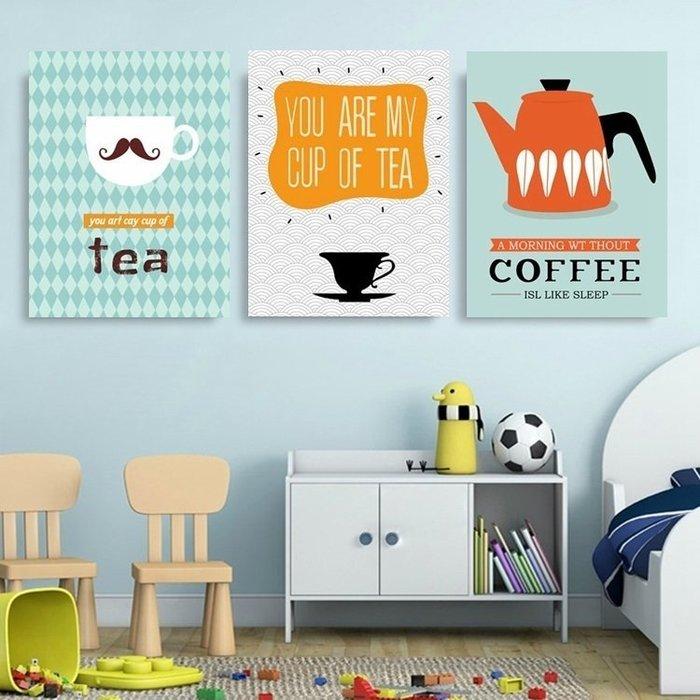居家裝飾 掛畫 無痕釘安裝 不傷墻面 北歐客廳裝飾畫沙發背景墻掛畫組合美式墻畫現代簡約餐廳墻面壁畫