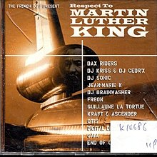 *真音樂* RESPECT TO MARTIN LUTHER KING 二手 K14686