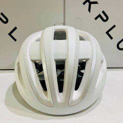 【皇小立】KPLUS NOVA 磁吸式安全帽 極地純白 自行車安全帽 /KASK MONTON POC OGK GIRO
