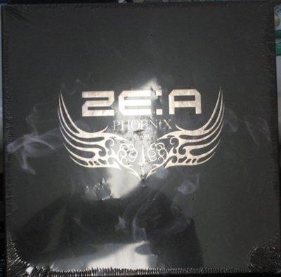 韓版全新CD~ZE:A帝國之子PHOENIX CD附34頁寫真集Digipak限定版