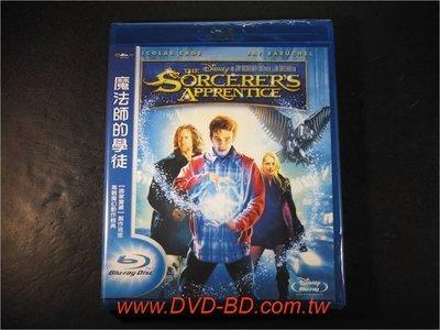 [藍光BD] - 魔法師的學徒 The Sorcere`s Apprentice ( 得利公司貨 )