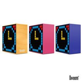 DIVOOM TimeBox 智能LED音樂鬧鐘(藍牙喇叭)【同同大賣場】