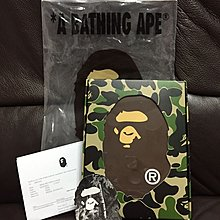 A Bathing Ape Head Wireless Charger 全新港行有單 猿人無線差電 for phones and watches 可供手機手錶用
