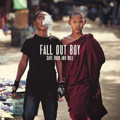 【娜娜購】美國知名搖滾樂隊Fall Out Boy Save Rock and Roll 2013 黑膠CD 精美盒裝@mj97332
