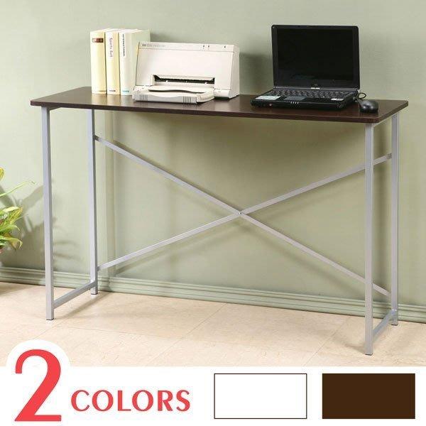 超值工作桌 書桌櫃組 電腦桌 NB桌 辦公桌 -寬120公分 書房【Yostyle】 DE-991-00(胡桃/純白)