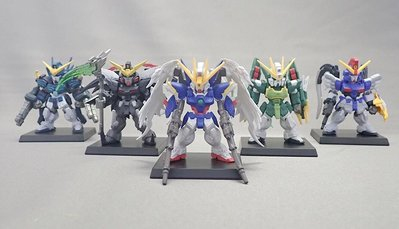 全新 FW Converge CORE Gundam 高達 W EW 151 160 170 177 182 183 190 +魂限 Endless Waltz