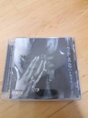 (絕版)2Pac吐派克-The Best Of 2Pac Part 2: Life(歐洲版,精選輯)