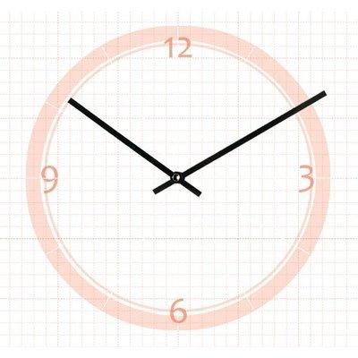 【鐘點站】 J140108  SKP壓針機芯 / 分針14公分 時針10.8公分 / DIY 時鐘 掛鐘 鐘針