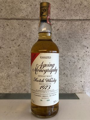 Springbank 1973 15 Years Old 50%abv - Samaroli Ageing Monography Limited Edition