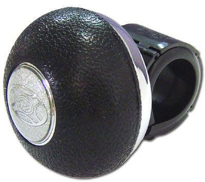 ◎BUBU汽車精品館◎好力馬 術控 方向盤輔助器-黑色 人性化設計 運匠必備 滾珠輪軸