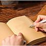 ~皮皮創~原創設計頭層瘋馬牛皮日記本純手工古法縫製200多針鉚釘雙皮帶真皮旅行記事本復古塗鴉本手縫線裝訂真皮手賬手札