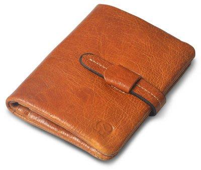 男士女士多功能錢包 中短款 鑰匙包 複古經典 真皮錢包