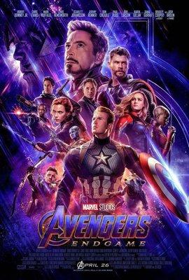 Marvel 漫威電影海報 + 10周年海報 (共兩張)復仇者聯盟 Avengers 4 End Game