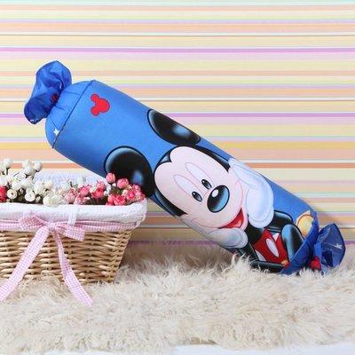 21款 迪士尼 糖果枕 卡通抱枕 全棉靠枕~ 米奇 Mickey  15~45CM