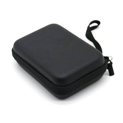 適用 索尼音樂播放器收納盒NW-WM1Z WM1A ZX300 ZX300A黑磚收納包耳機包 音箱包收納盒
