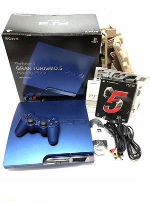 PS3 GT5 限量主機、遊戲同捆機 收藏出售。
