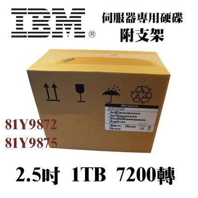 全新盒裝IBM 81Y9872 81Y...
