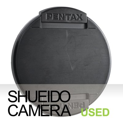 集英堂写真機【1個月保固】中古良上品 / PENTAX 82mm 原廠 前鏡頭蓋 #57 18040