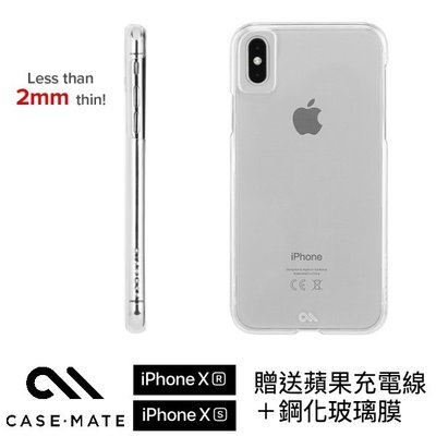 casemate BARELY THERE  iPhone Xs Max Xr 透明裸感保護殼 輕薄 原裝正品 現貨