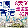 [CiCiBiYi 全球網卡小舖] 亞洲數據卡 8天 5...