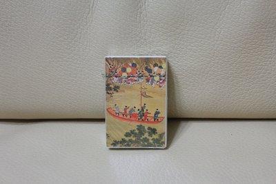 華航 中華航空 CHINA AIRLINES 國立故宮博物院藏品 古畫 05 珍藏版 紀念 撲克牌 收集 收藏