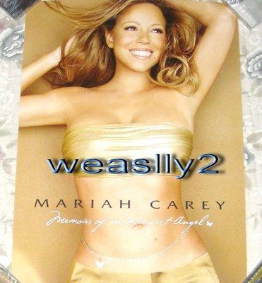 瑪麗亞凱莉Mariah Carey-不完美天使Memoirs of an Imperfect Angel 【新版海報】免競標