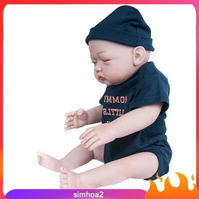 #現貨直出  Adorable Baby Doll Eyes Closed Newborn Baby Doll-MDI2