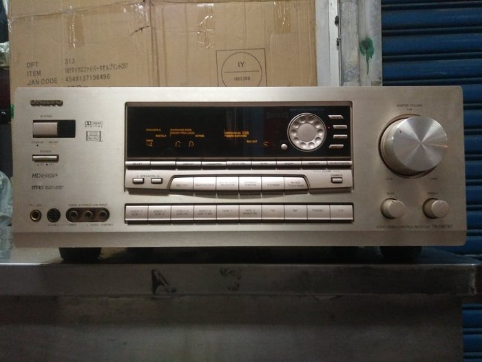 ONKYO-TX-DS747-綜合5.1擴大機
