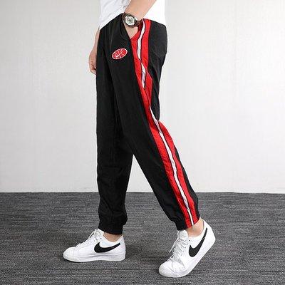 ROY潮鞋專櫃代購 Nike/耐克 Throwback 男子 復古 籃球 運動 長褲 AV9759-010-013