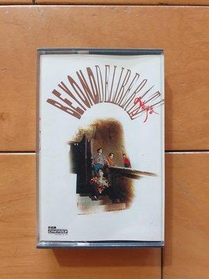 Beyond Deliberate 猶豫(AMANI)絕版卡帶錄音帶,1991年寶麗金香港發行。適合收藏。