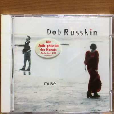 CD Dob Russkin (Susanne Dobrusskin, Thomas Bettermann) Muse (Germany) 全新未拆 (100%