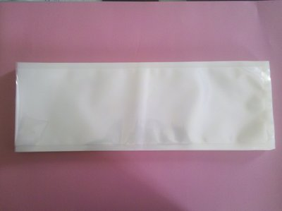 真空袋/真空包裝袋-100個,尺寸:寬15cm x 長47cmx厚80u,可微波水煮,冷凍耐低溫SGS檢測合格,-台灣製