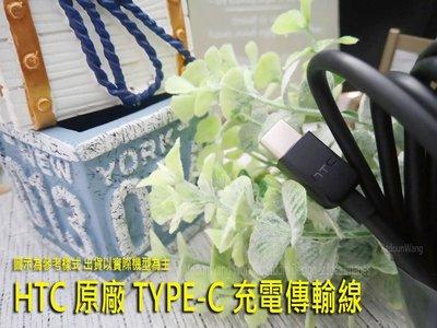 【鐵人科技】HTC Desire20 pro Desire 20 PRO U20 5G  原廠 TYPE C 快充充電線