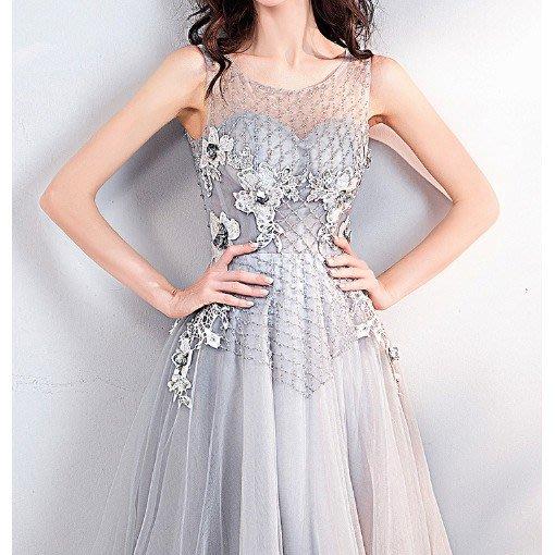 (45 Design) 高雄最便宜出租專區.長禮服 · 晚宴服.媽媽裝 ·新娘禮服.商品編號A19