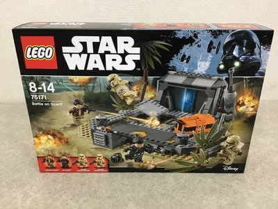 未開封 LEGO STAR WARS 75171 Battle on Scarif