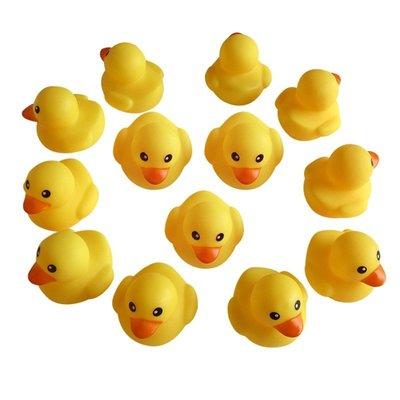 BBUY 黃色 鴨子 逼逼鴨 舒壓 抗憂鬱 發聲玩具 橡膠玩具 軟膠玩具 寵物玩具 狗狗玩具 兒童玩具 犬貓用品批發 S