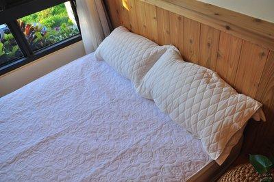 ❤愛的小窩❤~ 製•抗菌•防蹣~枕頭保潔墊2入 一對