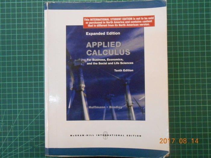 《 APPLED CALCULS // Tenth Edition》應用計算 第十版【CS超聖文化2讚】