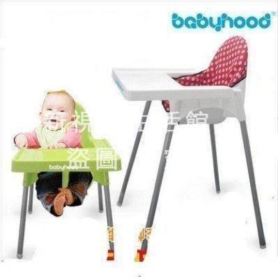 【新視界生活館】兒童餐椅寶寶餐椅嬰兒餐桌椅多功能便攜式座椅可調高矮+坐墊3506{XSJ312221422}