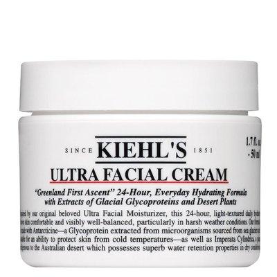 奇歐美 KIEHL'S 契爾氏 冰河醣蛋白保濕霜 50ml KIEHLS Ultra Facial Cream