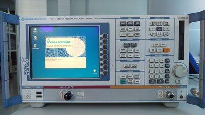 鼎瀚科技 專業儀器維修校正實驗室 網路分析儀 R&S ZVB8 300KHz to 8 GHz