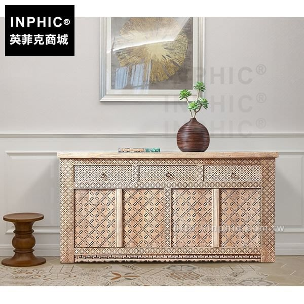 INPHIC-整裝鞋櫃泰式傢俱多層儲物櫃子雕刻東南亞家居_FMG3