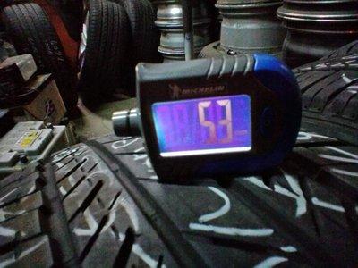 阿傑 中古輪胎 胎深5.3mm 2014年 225/ 55/ 18 普利司通 H/ L400 日本製 有4條 一條1200 高雄市