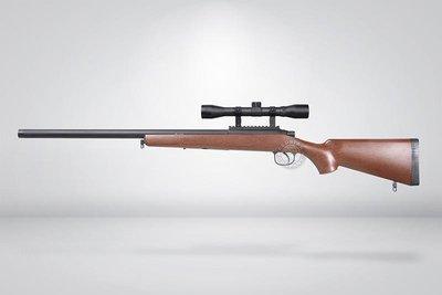 台南 武星級 BELL VSR 10 狙擊槍 手拉 空氣槍 狙擊鏡 仿木 (倍鏡瞄準鏡MARUI BB槍BB彈玩具槍長槍