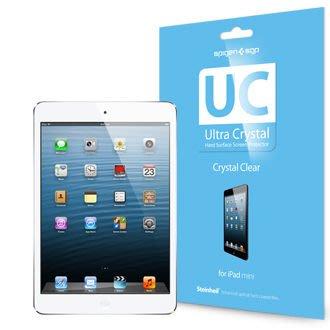 【宇浩電通】SGP iPad mini MINI2 高品質 保護貼包膜 高透光 高抗刮4H 亮面保護貼 UC 系列