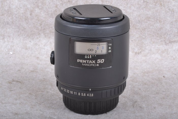 【品光攝影】PENTAX SMC FA 50mm F2.8 MACOR 人像鏡 定焦鏡  FI#57922K