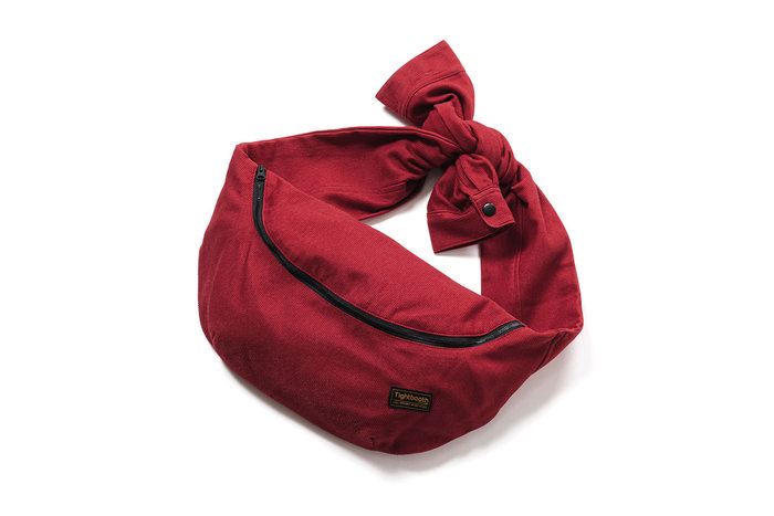 "[ LAB Taipei ] TIGHTBOOTH ""PIQUE ROCKY BAG"" (Red)"